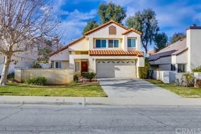 15 Oak Cliff Drive, Phillips Ranch, CA 91766 - MLS#: TR20006436
