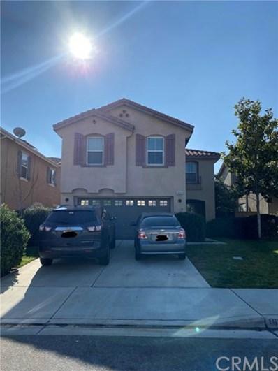 16283 Whirlwind Lane, Fontana, CA 92336 - MLS#: TR20010485