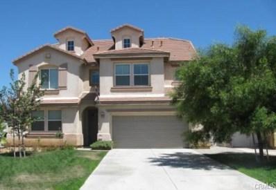 12323 Parkside Circle, Yucaipa, CA 92399 - MLS#: TR20016264