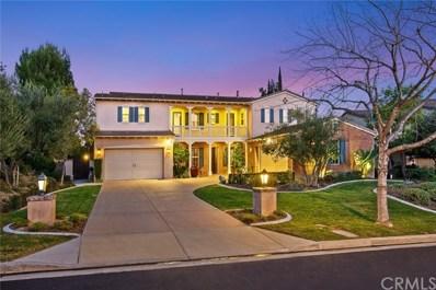 16165 Castelli Cir, Chino Hills, CA 91709 - MLS#: TR20016538