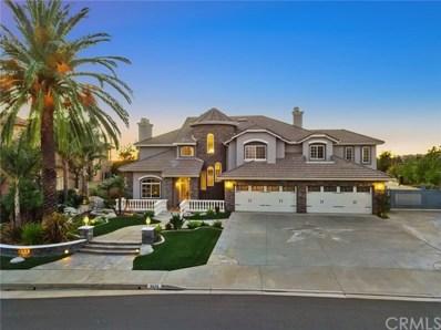 5525 Blue Ridge Drive, Yorba Linda, CA 92887 - MLS#: TR20018181