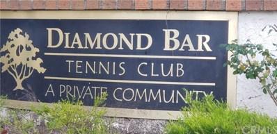 22892 Hilton Head Drive UNIT 279, Diamond Bar, CA 91765 - MLS#: TR20019884