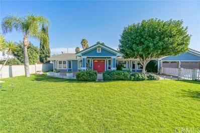 15635 Palomino Drive, Chino Hills, CA 91709 - MLS#: TR20027383