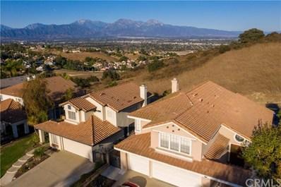 2248 Wandering Ridge Drive, Chino Hills, CA 91709 - MLS#: TR20043499