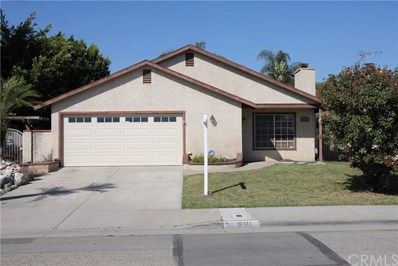 16141 Peppertree Lane, Irwindale, CA 91706 - MLS#: TR20047439