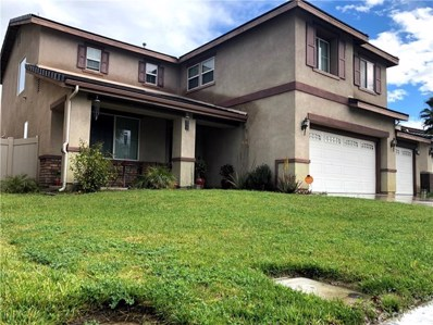 1477 Burns Lane, San Jacinto, CA 92583 - MLS#: TR20055870