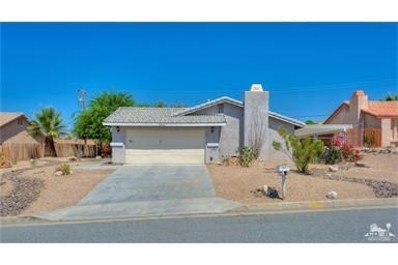 9841 Palm Drive, Desert Hot Springs, CA 92240 - MLS#: TR20065102