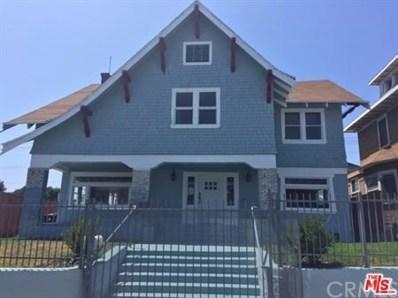 1243 S Bonnie Brae Street, Los Angeles, CA 90006 - MLS#: TR20086335