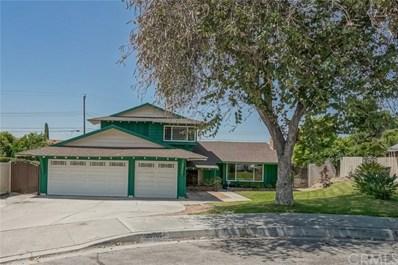 20706 Divonne Drive, Walnut, CA 91789 - MLS#: TR20107210