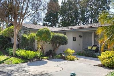 198 Avenida Majorca UNIT G, Laguna Woods, CA 92637 - MLS#: TR20111189