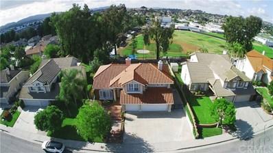317 Amber Ridge Lane, Walnut, CA 91789 - MLS#: TR20139082