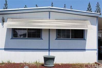 1205 W CYPRESS UNIT 69, San Dimas, CA 91733 - MLS#: TR20164560