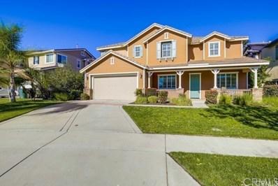 12816 Crestfield Court, Rancho Cucamonga, CA 91739 - MLS#: TR20185248