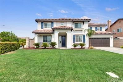 14794 Blazing Star Drive, Eastvale, CA 92880 - MLS#: TR20192523