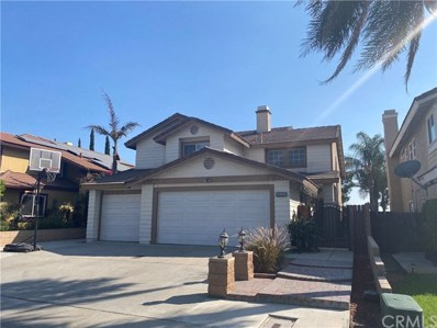 13737 Sunrise Street, Fontana, CA 92336 - MLS#: TR20213763