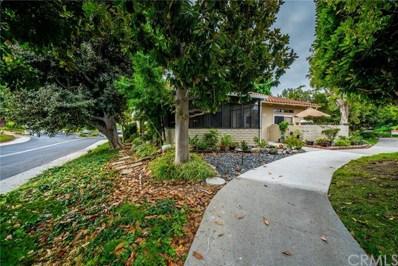 825 Via Alhambra UNIT A, Laguna Woods, CA 92637 - MLS#: TR20220566