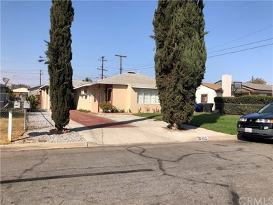 16462 Taylor Avenue, Fontana, CA 92335 - MLS#: TR20221017