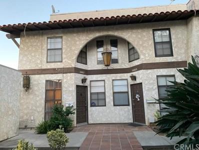 1467 Everton Place, Riverside, CA 92507 - MLS#: TR20252138