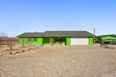 34738 Old Woman Springs Road, Lucerne Valley, CA 92356 - MLS#: TR20252146