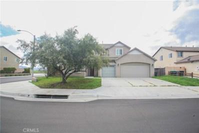 2992 Crooked Branch Way, San Jacinto, CA 92582 - MLS#: TR20257282