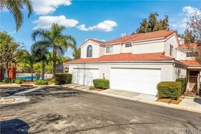 13160 Pinnacle Court, Chino Hills, CA 91709 - MLS#: TR21013322