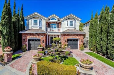 17109 Santa Cruz Court, Yorba Linda, CA 92886 - MLS#: TR21034041