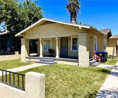 864 W 18th Street, San Bernardino, CA 92405 - MLS#: TR21093984