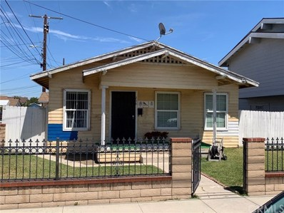 208 N Carleton Avenue, Anaheim, CA 92801 - MLS#: TR21112936