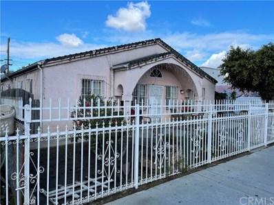 1406 W 49th Street, Los Angeles, CA 90037 - MLS#: TR21125413