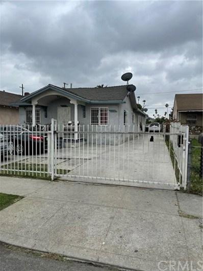 210 W 74th Street, Los Angeles, CA 90003 - MLS#: TR21125417