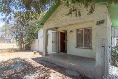 845 Preston Street, San Bernardino, CA 92410 - MLS#: TR21128750