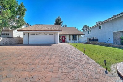 12 Bluff Point Circle, Phillips Ranch, CA 91766 - MLS#: TR21136491