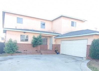 13513 Purche Avenue, Gardena, CA 90249 - MLS#: TR21151292