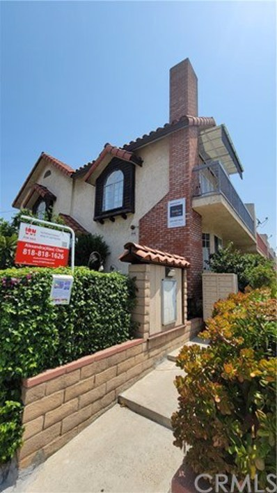 516 S Orange Avenue UNIT A, Monterey Park, CA 91755 - MLS#: TR21152360