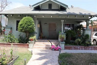 1587 W 45th Street, Los Angeles, CA 90062 - MLS#: TR21155612