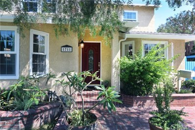 1711 E Santa Ana Street, Anaheim, CA 92805 - MLS#: TR21158460