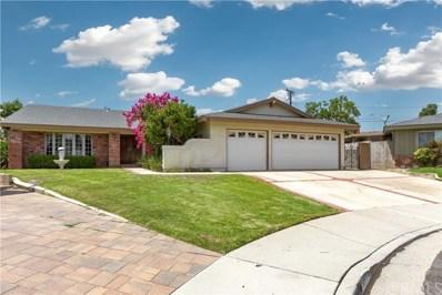 271 Cabra Drive, Walnut, CA 91789 - MLS#: TR21163116