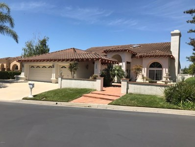 545 Country View Place, Camarillo, CA 93010 - MLS#: V0-220006634