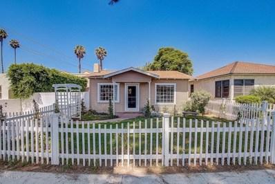 177 S Pacific Avenue, Ventura, CA 93001 - MLS#: V0-220007331