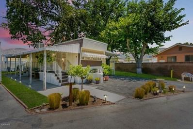 5932 E Los Angeles Avenue UNIT 14, Simi Valley, CA 93063 - MLS#: V0-220007553