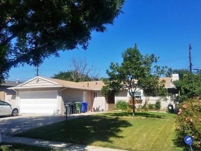 2156 Magnolia Street, Simi Valley, CA 93065 - MLS#: V0-220008801