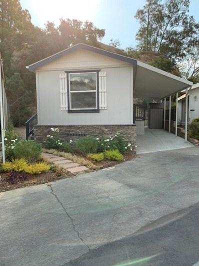 11401 Topanga Canyon Boulevard UNIT 48, Chatsworth, CA 91311 - MLS#: V0-220008886