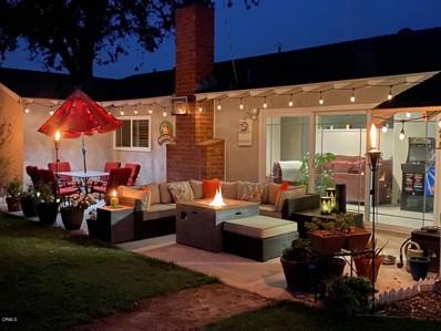 3376 Gerald Drive, Newbury Park, CA 91320 - MLS#: V0-220009104