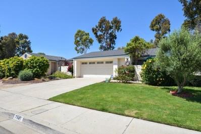7945 Pearl Street, Ventura, CA 93004 - MLS#: V0-220009125
