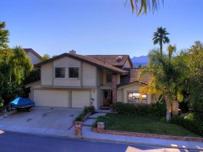 1630 Shadow Oaks Place, Thousand Oaks, CA 91362 - MLS#: V1-1141