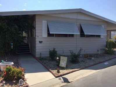 250 E Telegraph Road UNIT 94, Fillmore, CA 93015 - MLS#: V1-1148