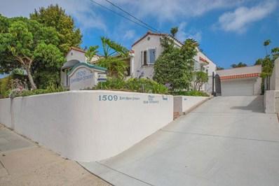 1509 E Main Street, Ventura, CA 93001 - MLS#: V1-1373
