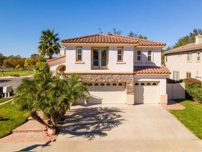 1701 San Vito Lane, Camarillo, CA 93012 - MLS#: V1-2524