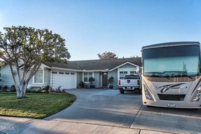 4380 Milpas Street, Camarillo, CA 93012 - MLS#: V1-3341