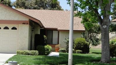 44115 Village 44, Camarillo, CA 93012 - MLS#: V1-3447